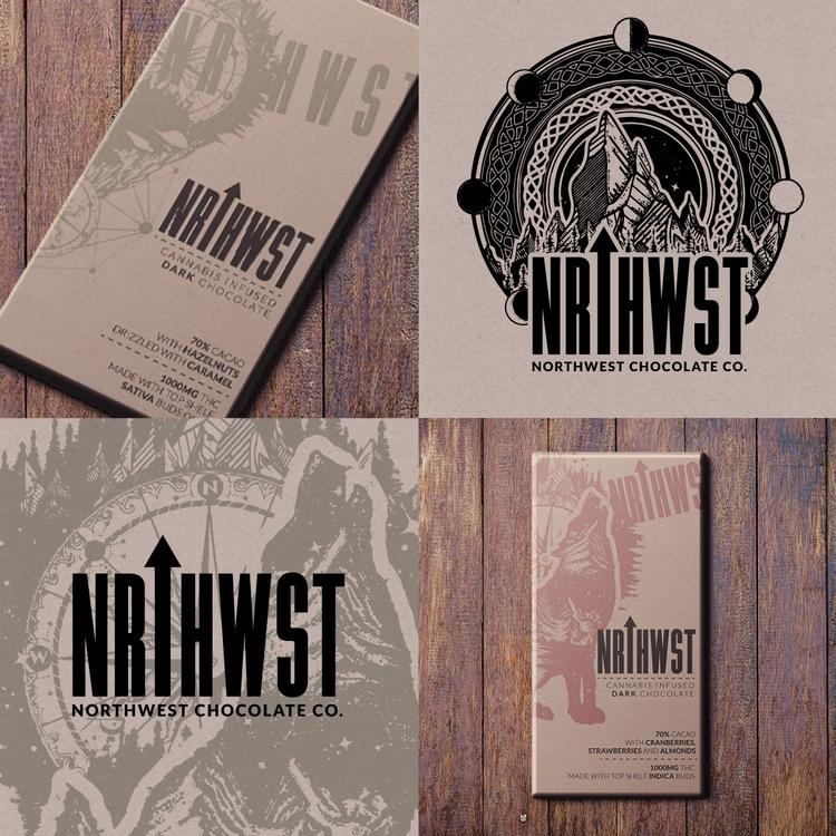 Logo Design, Branding Packaging - chdesignchris | ello
