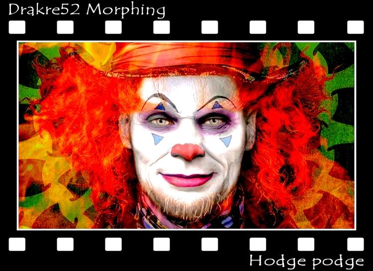 Hodge podge Morphing. Film: Sit - drakre52 | ello