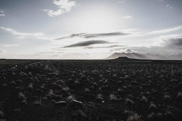 Icelandic Solitude - iceland, photography - joanvillalon | ello