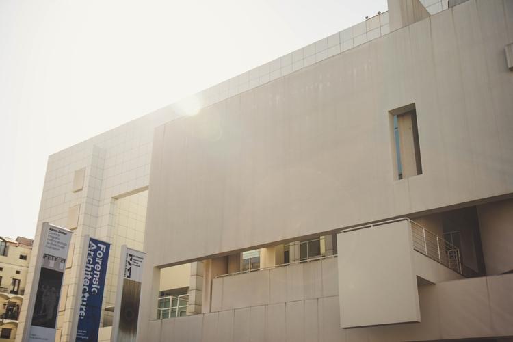 Barcelona Architecture - macba, barcelona - joanvillalon | ello