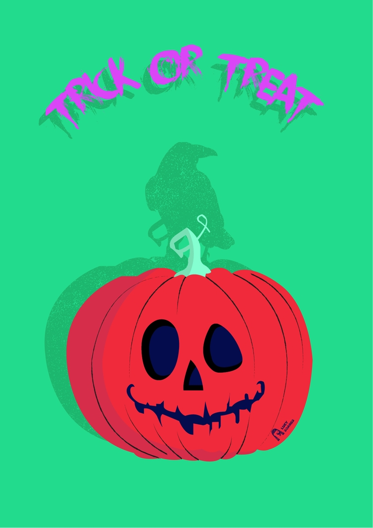 Halloween coming - halloween, halloweendesign - lucysoares | ello