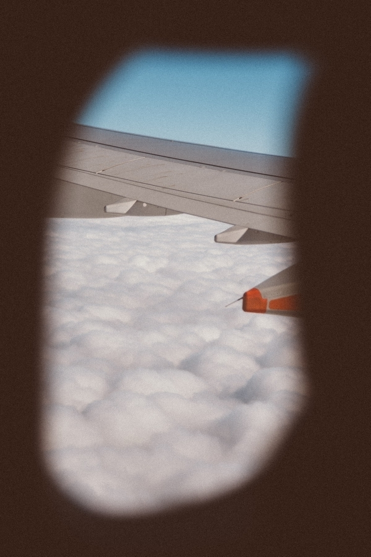 Flying high :small_airplane:️ - framedvisuals | ello