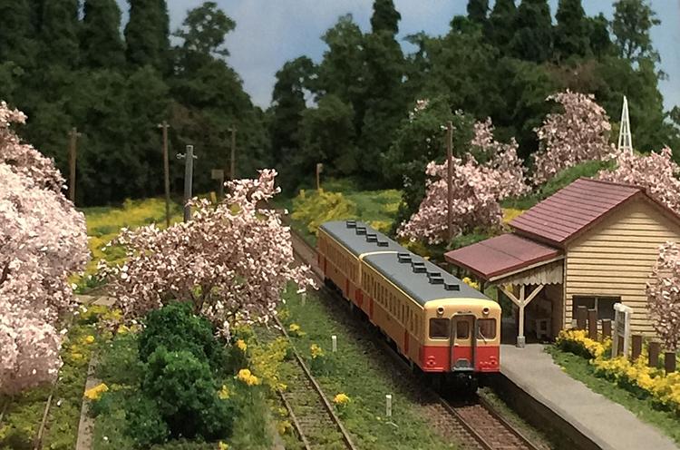 Vignette, Diorama, RailwayTracks - shingos | ello