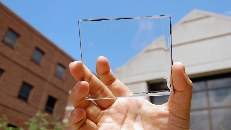 Celdas solares transparentes po - codigooculto | ello
