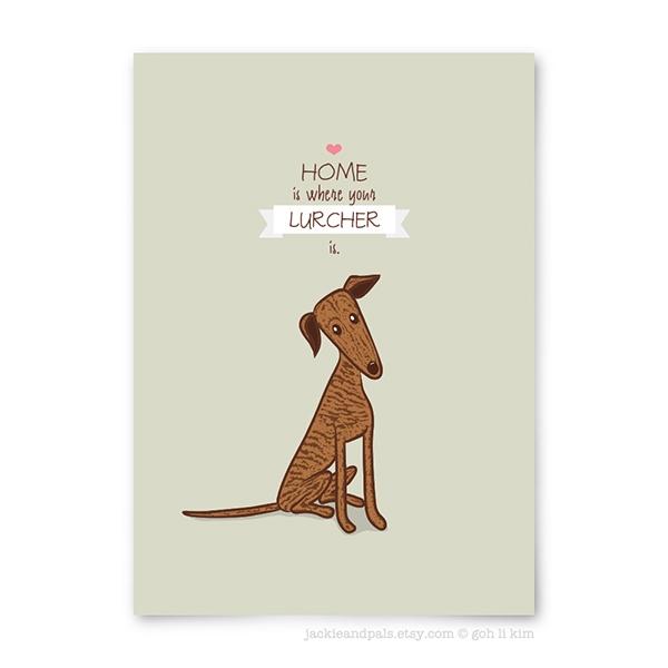 brindle Lurcher  - lurcher, dog - gohlikim | ello