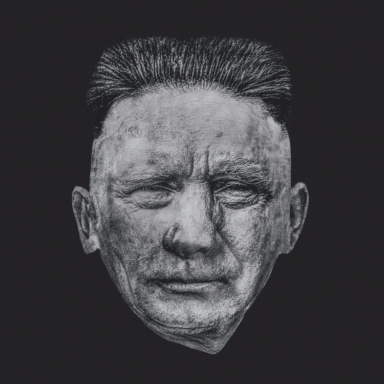 KimPutinTrump - collage, portrait - inkhale | ello