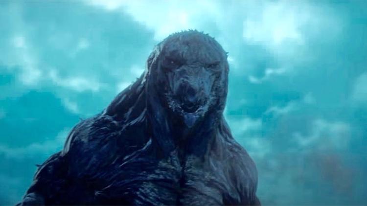 Godzilla unleashes fiery wrath  - bonniegrrl | ello