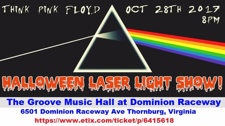 SAT OCT 28TH--Celebrating 40th  - thinkpinkfloyd | ello