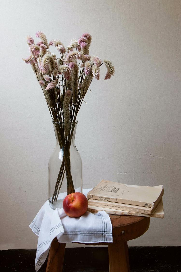 simple: life verónicas peach - stilllife - yiramos   ello