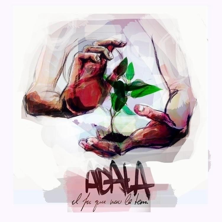 Adala - El foc mou la terra - cai_kinghorror | ello