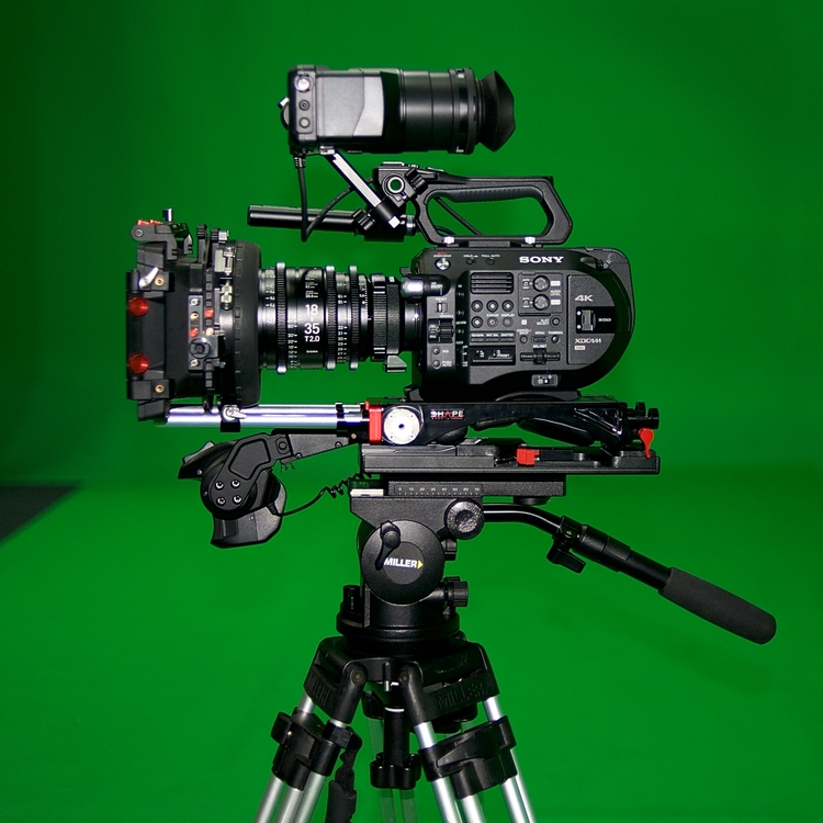 Sony, FS7, PXWFS7, Shape, Miller - ellocinematography | ello