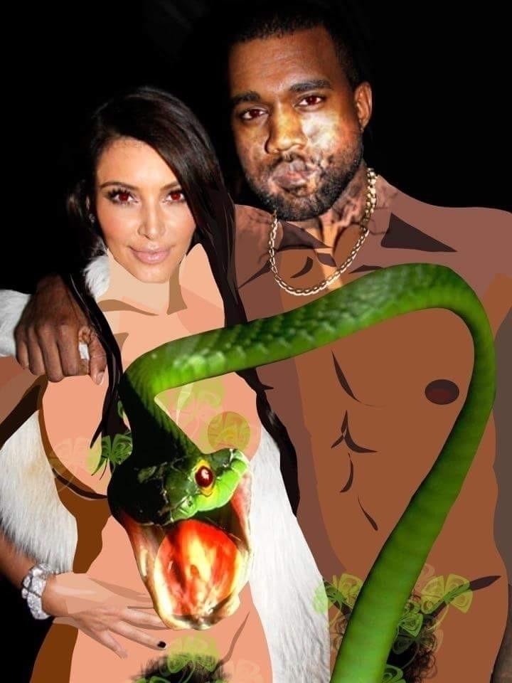 2012 Kim Kanye Biblical - cemoore | ello