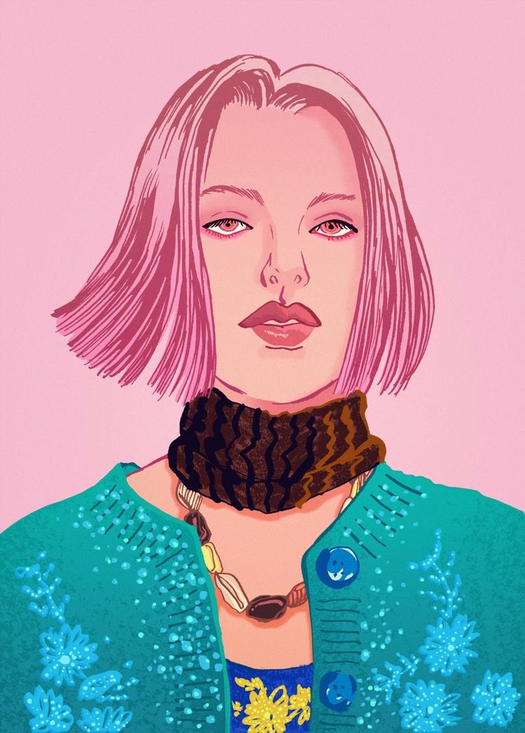 Prada 2017 FW - Fashionillustration - eunjeongyoo | ello