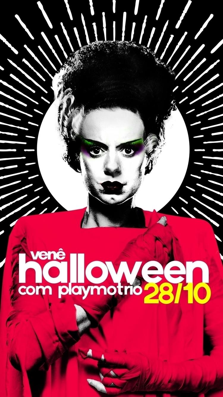poster art Halloween/2017 Porto - thcart | ello