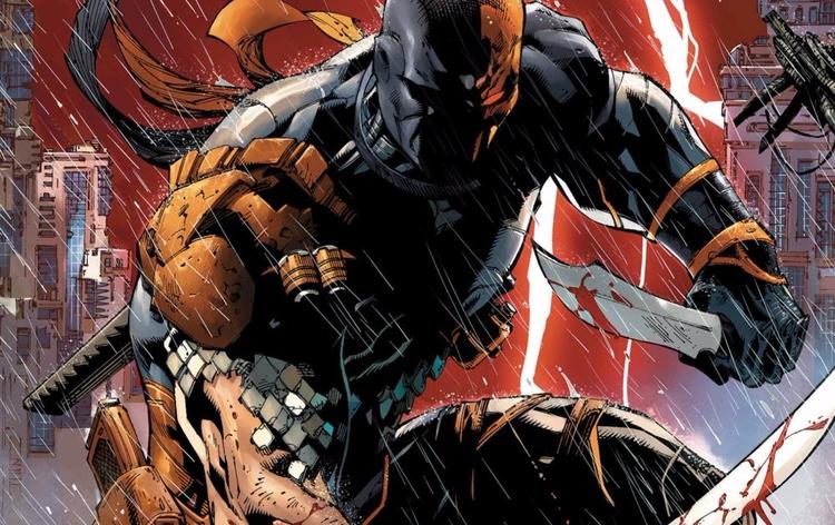 supervillain Deathstroke spinof - alexyoung231 | ello