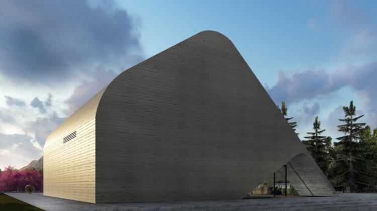 Naturally ventilated house tesl - elloarchitecture | ello