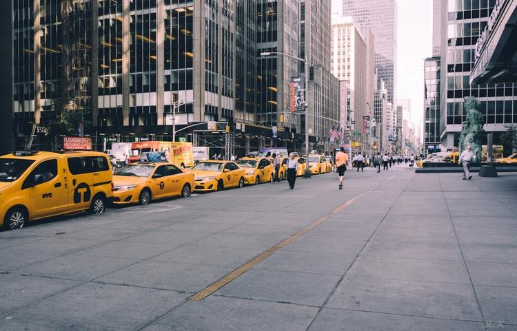 Continuing Taxi series, created - romankphoto   ello