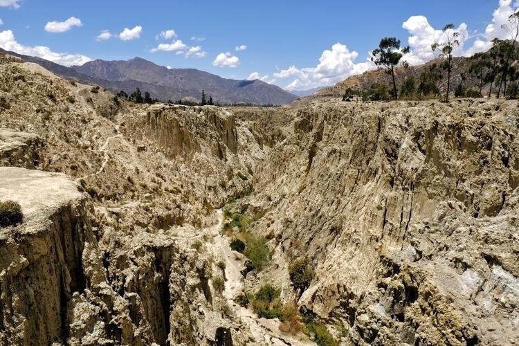 Valle de la Luna, La Paz - weltfarben | ello