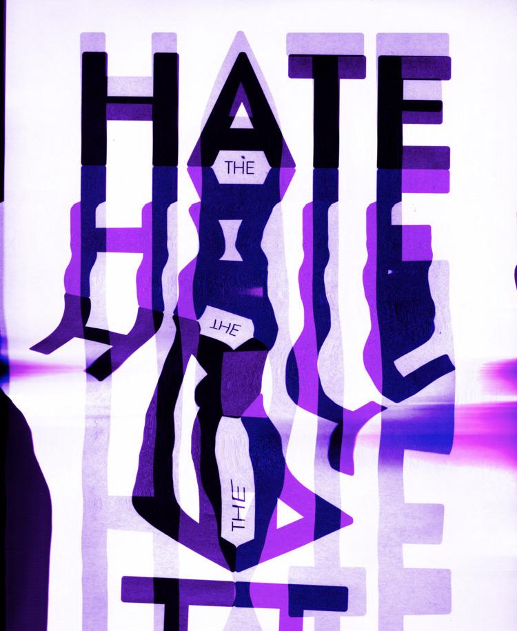 Hate - dannell | ello