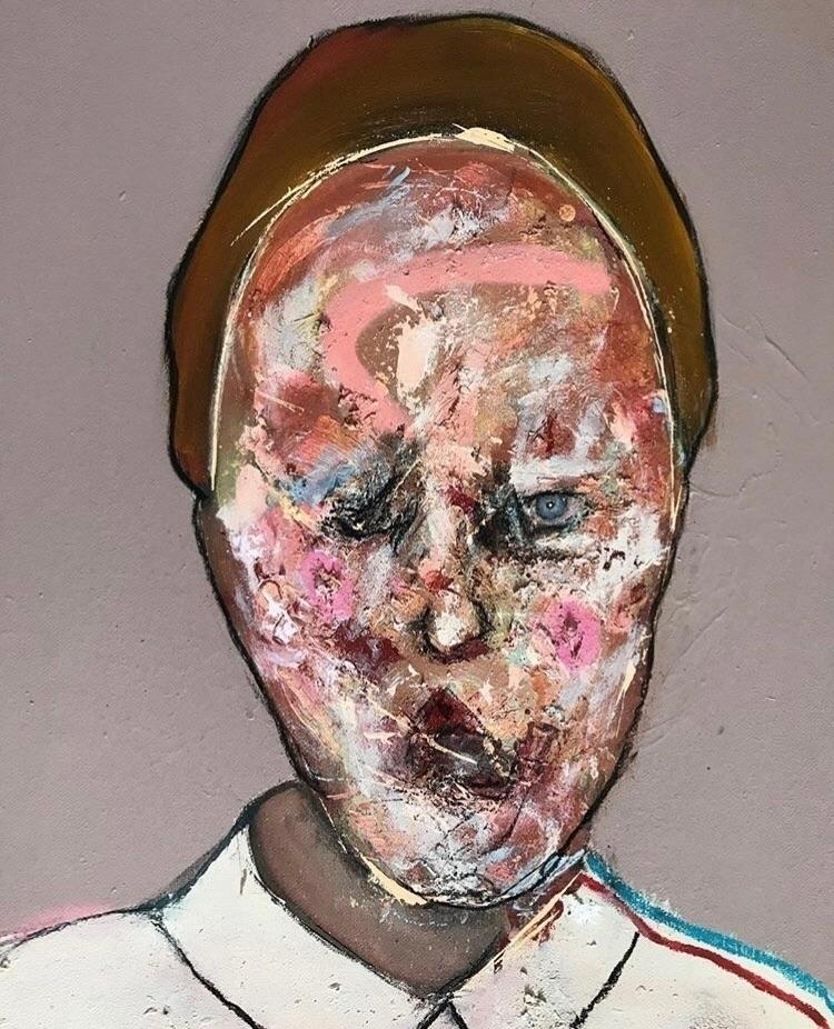 ⒷⓁⓄⒼ paintings Serge Serum then - neoncart   ello