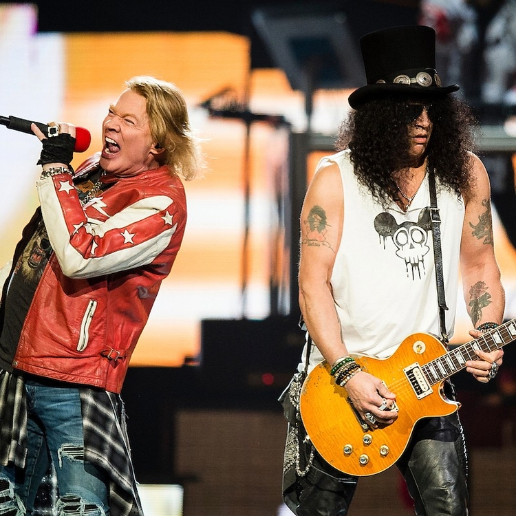 Guns Roses - Verizon Center/Cap - teamgunsnroses | ello