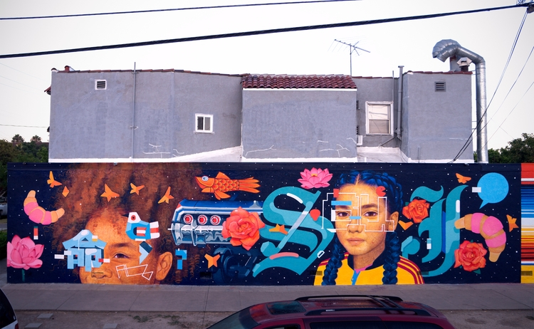 Sam Rodriguez, Bay Area based i - samrodriguezart | ello