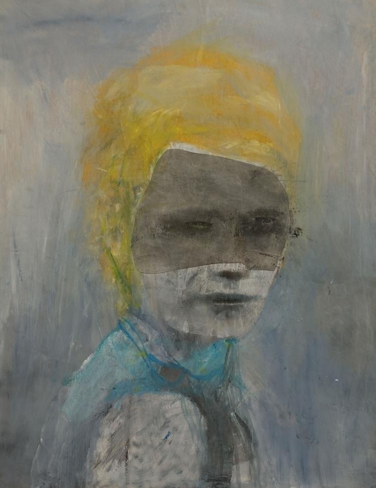 Portrait series, 23x31 vochelet - pascalvochelet | ello