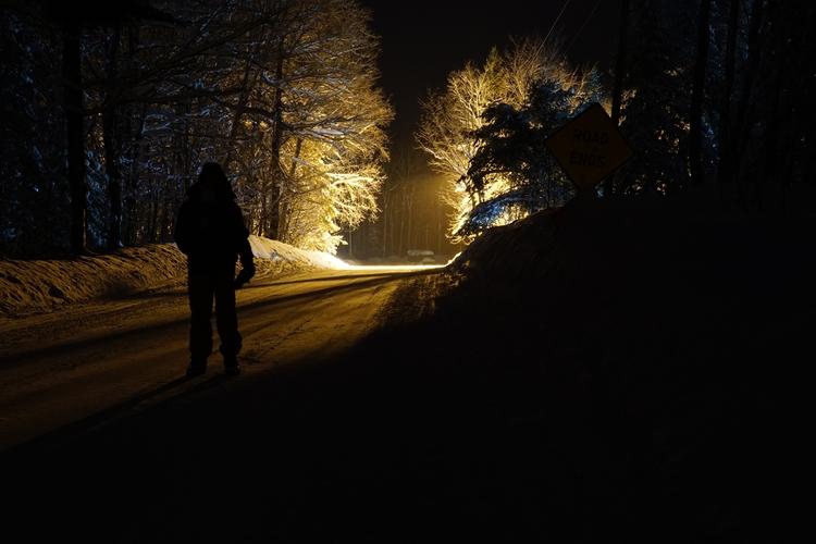 Road Ends Lac Labelle, MI 2016 - joeyfingis | ello