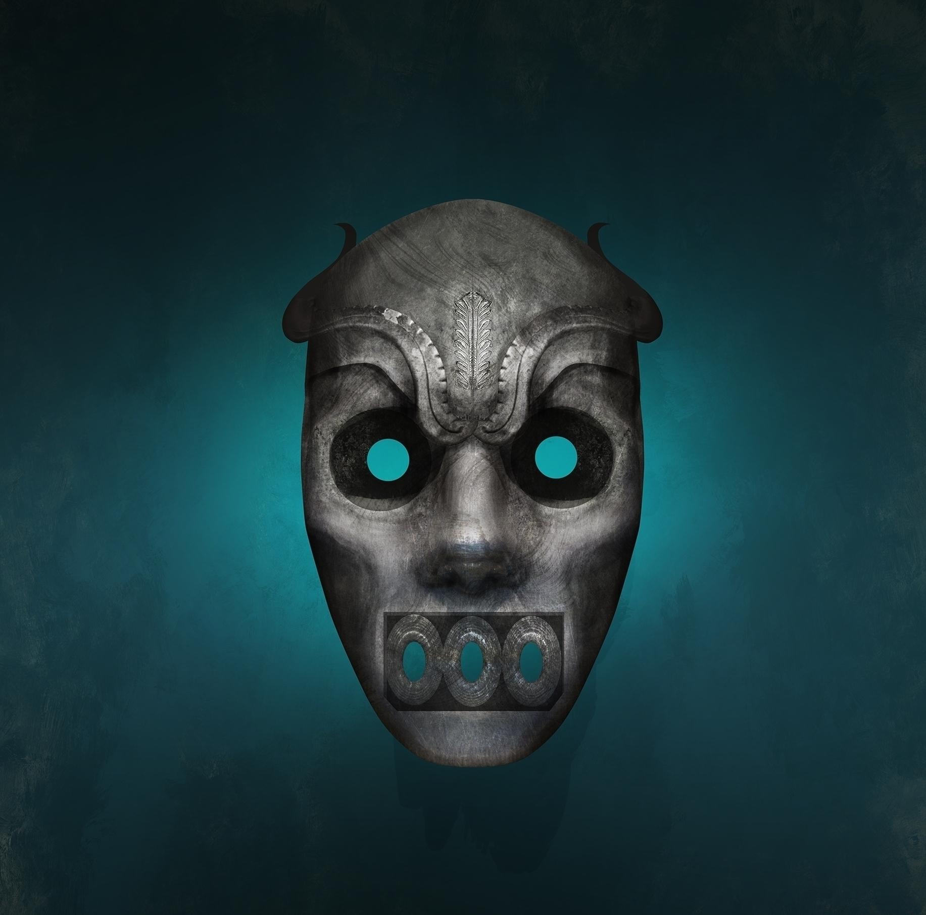 Death Eater mask. 1 10 Pottermo - darrenhopes | ello