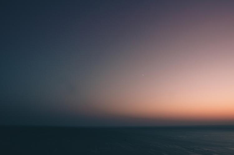 photography, sea, sunset, landscape - skhokhlov | ello