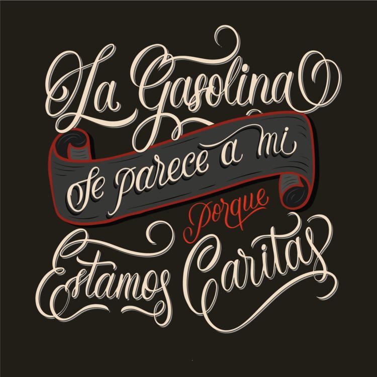 lettering, handlettering, typography - tavsh | ello