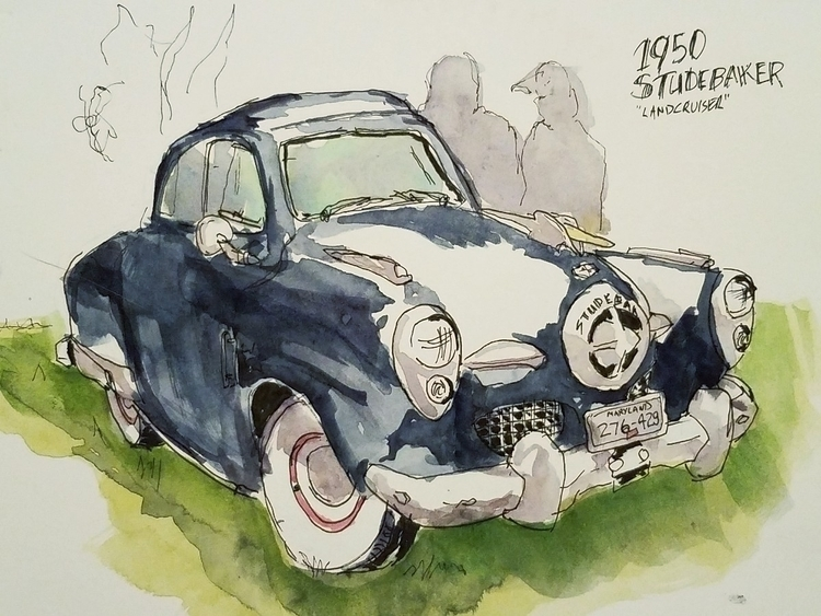 1950 Studebaker LandCruiser. Wa - toddpop1   ello