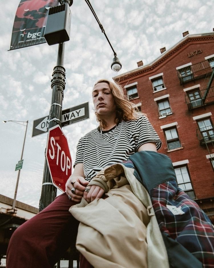 happen - portrait, nyc, filmlook - mindofgabe | ello