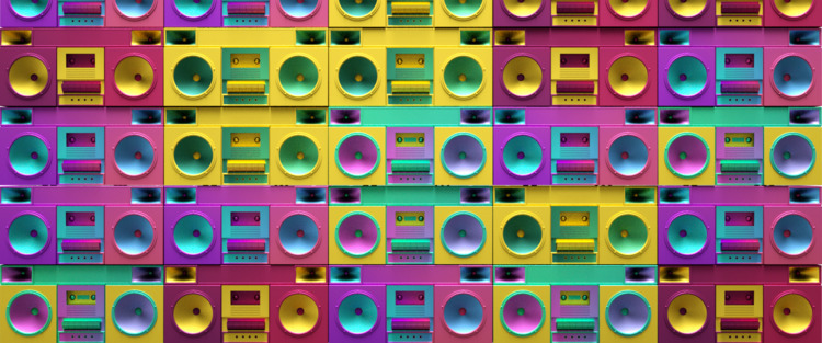 colorful sounds. Submitted [Des - alemotion | ello
