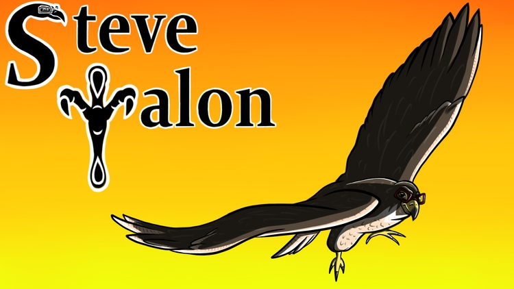 banner Steve_Talon youtube - art - lewdatic | ello