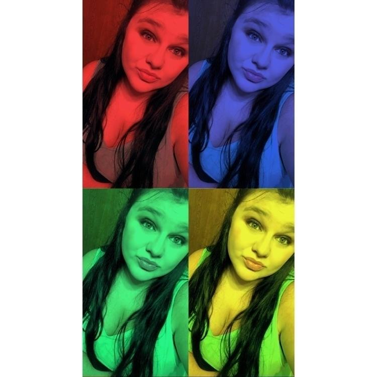 Life pop color - itsacaseything | ello
