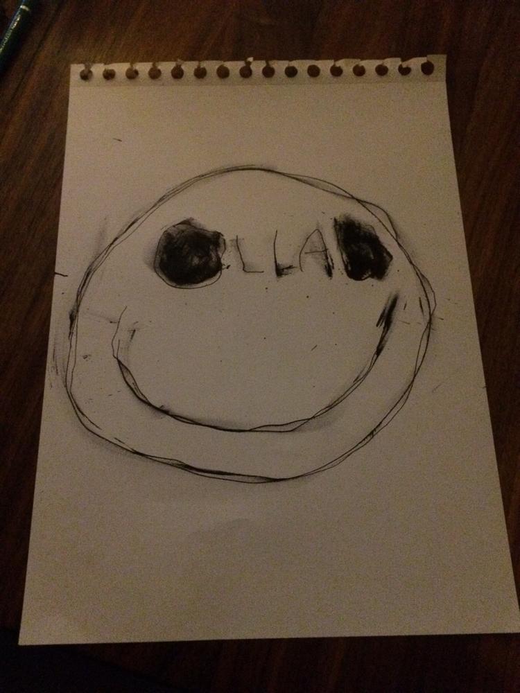 En annan teckning ja gjorde igå - kjmh | ello