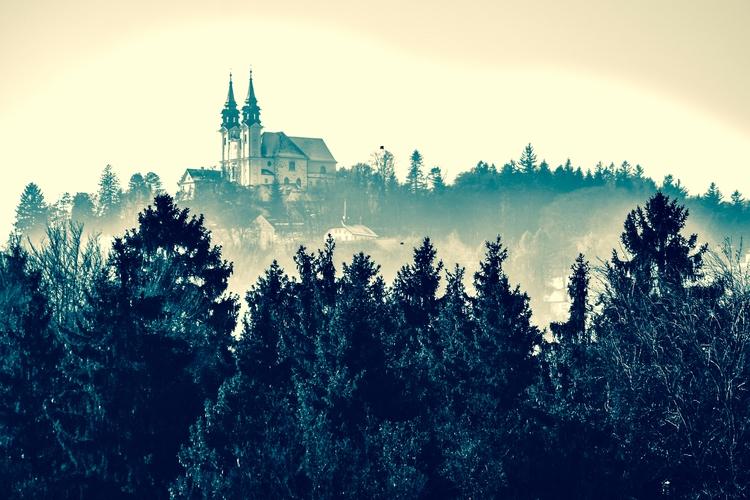 Dooms - church, sky, churchofdooms - dalwenphotography   ello