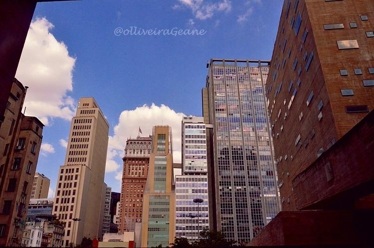 PRAÇA DAS ARTS São Paulo - SP B - olliveirageane | ello
