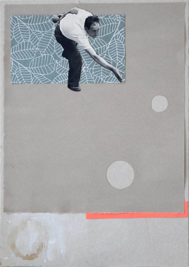 Scarpe ticinese Collage cardboa - daviddiehl | ello