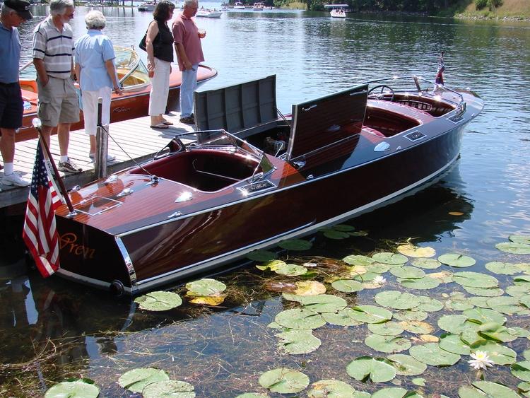 Wooden boats - mike1john | ello