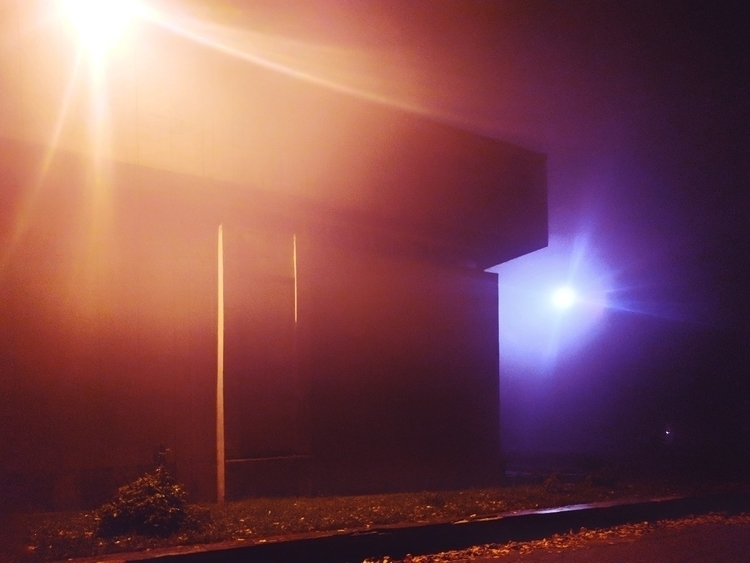 night, light, mist - oblepiha | ello