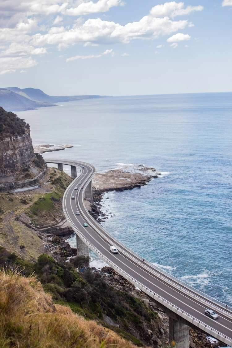 Seacliff Bridge Lookout - photography - briannayendall | ello