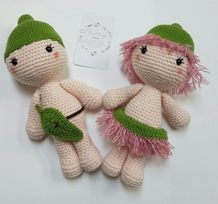 Snugglepot Cuddlepie - handmade - jessandyou | ello