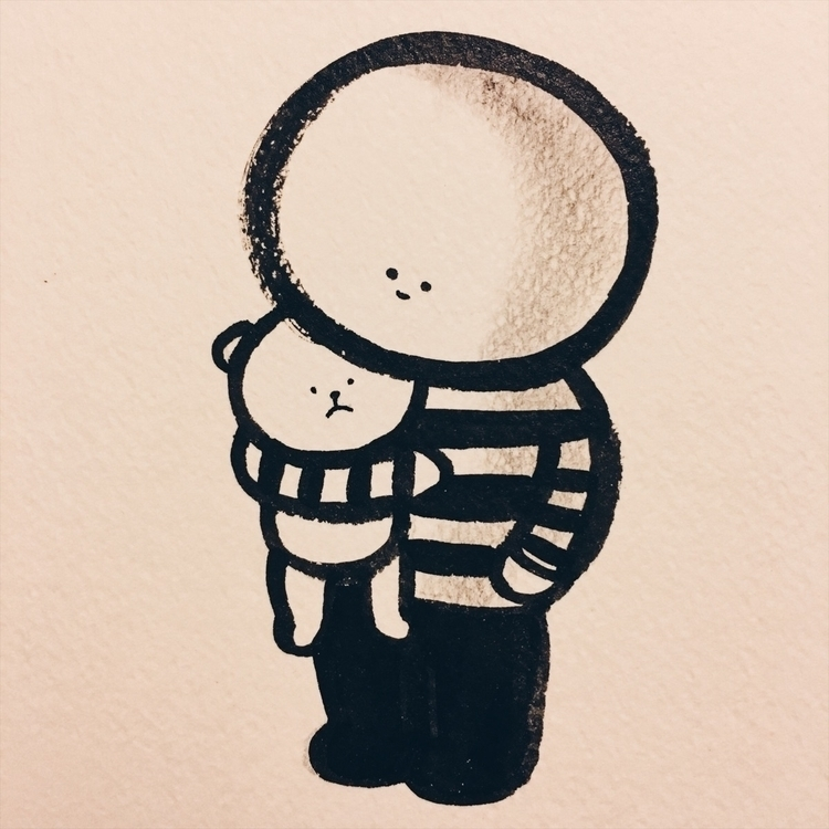 Suffocating love - bear, ghostb - bubi | ello