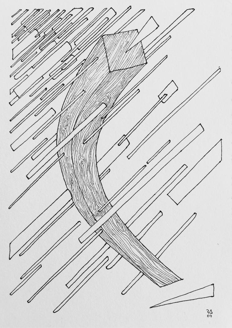 drawings preparation. happen. a - ricardo_acosta | ello