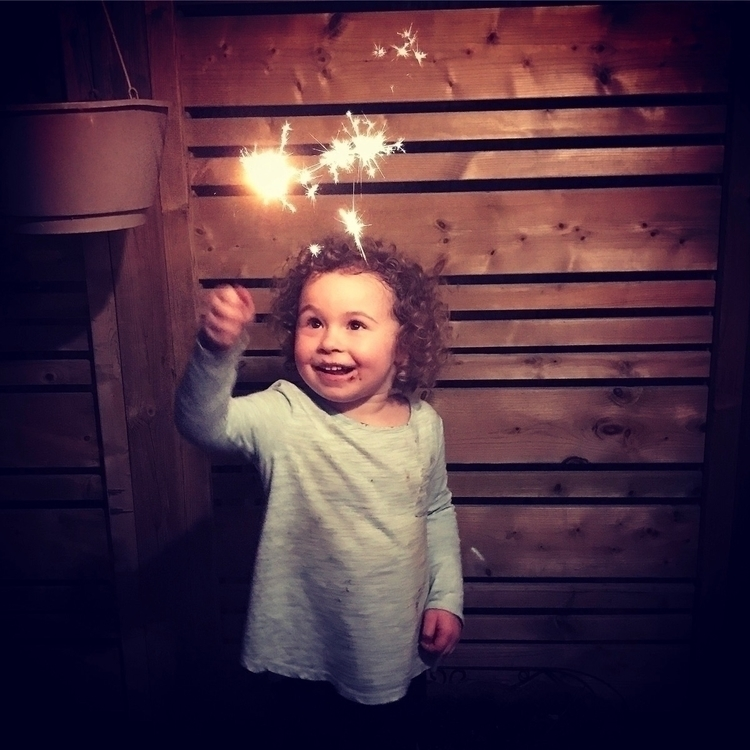Cake Sparklers  - chrispersaud, birthday - chrispersaud | ello
