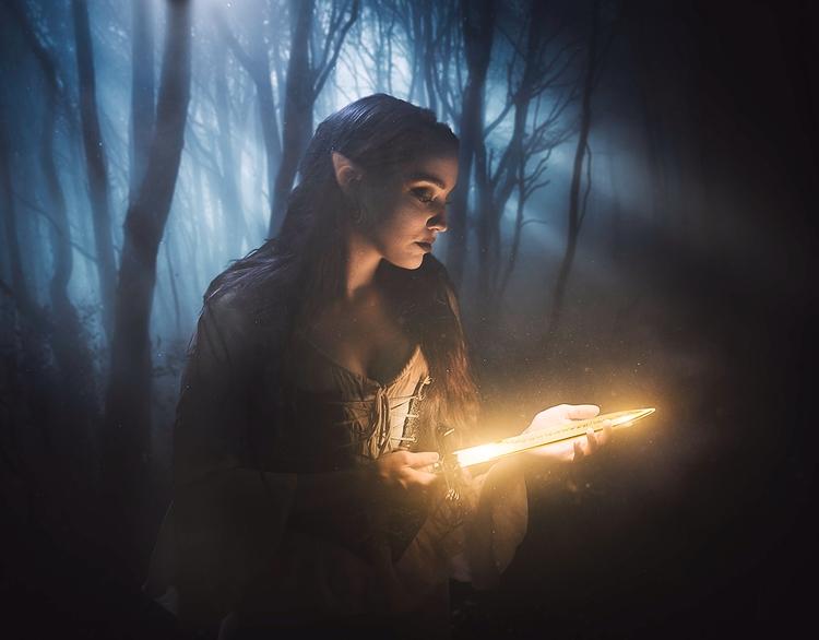 """Aid Ancients"" — Photographer: - darkbeautymag | ello"
