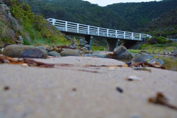 shot bridge great ocean road - lowshot#oceanroad#south#australia - matthewhayter | ello
