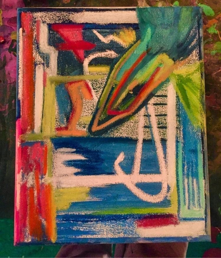 Hook - abstract, modernart, art - nash-heff | ello